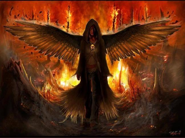 Bas astral enfer vibrations negatives denses mages noirs demons
