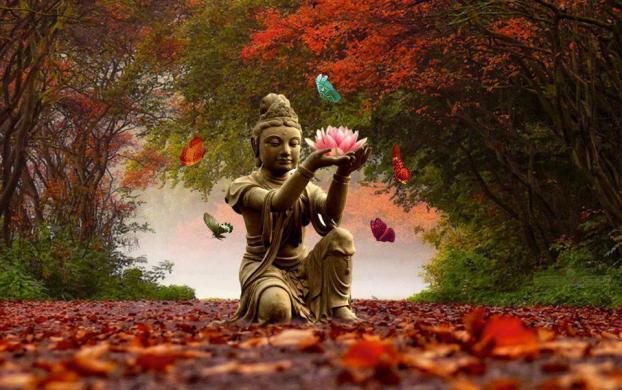 Bouddha joie1