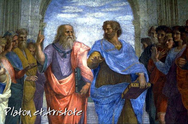 Platon et aristote 1