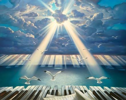 The symphonie of the sun vladimir kush